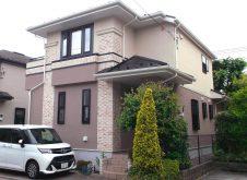 屋根・外壁塗装工事/千葉市若葉区Y様邸